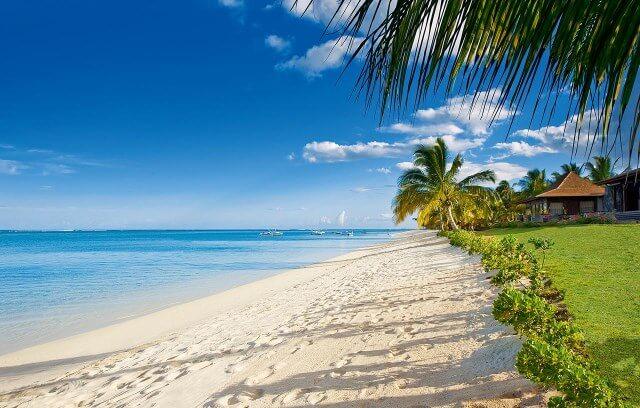 Spiaggia Lux Le Morne, Mauritius