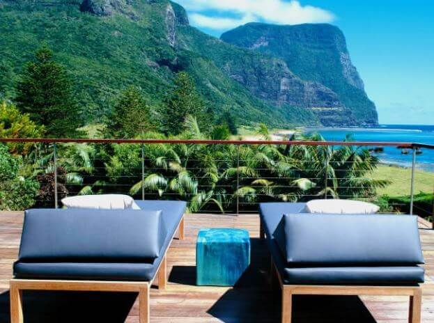 Capella Lodge, Isola di Lord Howe, Australia