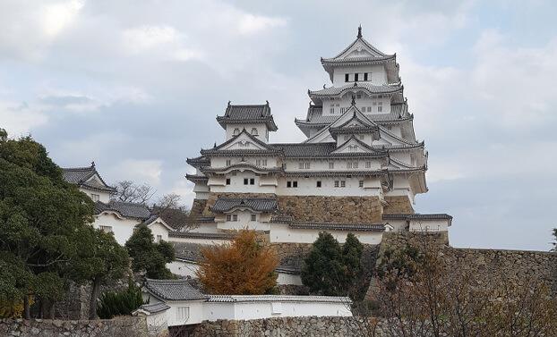 Giappone castello di Himeji