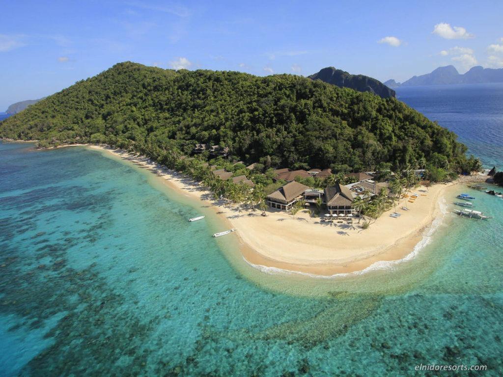 Pangulasian resort -El Nido