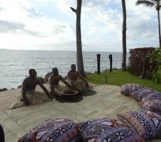 Cerimonia della Kava e sua preparazione