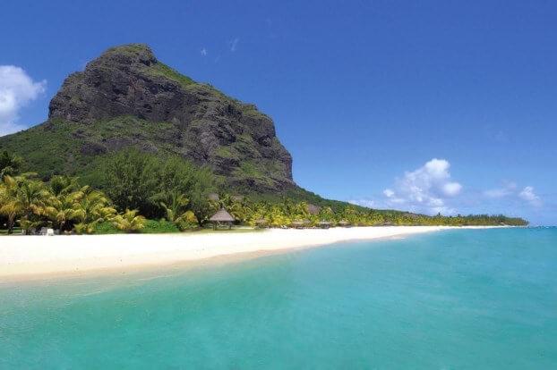 Promontorio Le Morne, Mauritius