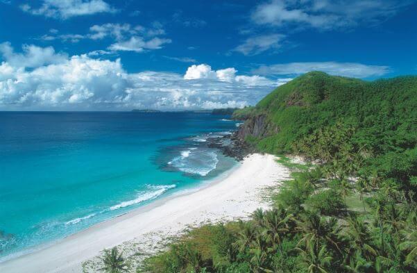 Spiaggia di Yasawa, Fiji, Yasawa Island Resort e SPA