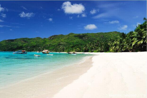 Anse Royal beach, Seychelles