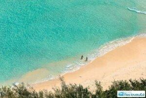Spiaggia di Lékiny, Ouvea, Nuova Caledonia