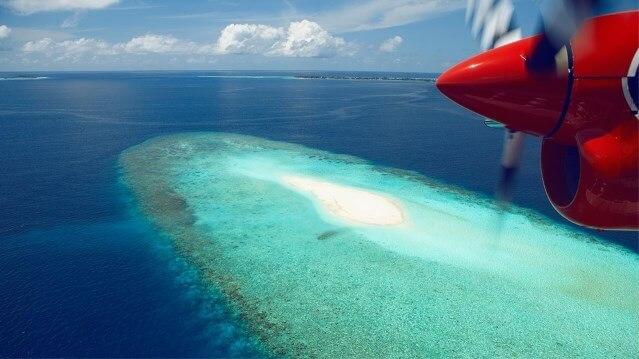 Foto da idrovolante Maldive_Maldivian Air Taxi