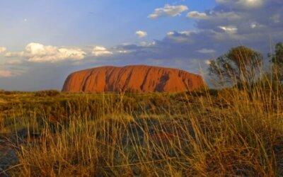 Uluru-Ayers Rock in Google Street View