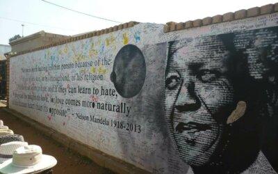 I Must, secondo Kia Ora, della cultura Sudafricana