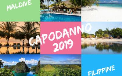 Fuga dall'inverno… le proposte Kia Ora per Capodanno 2019
