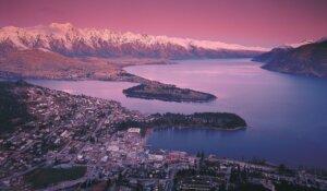 Queenstown, Nuova Zelanda.