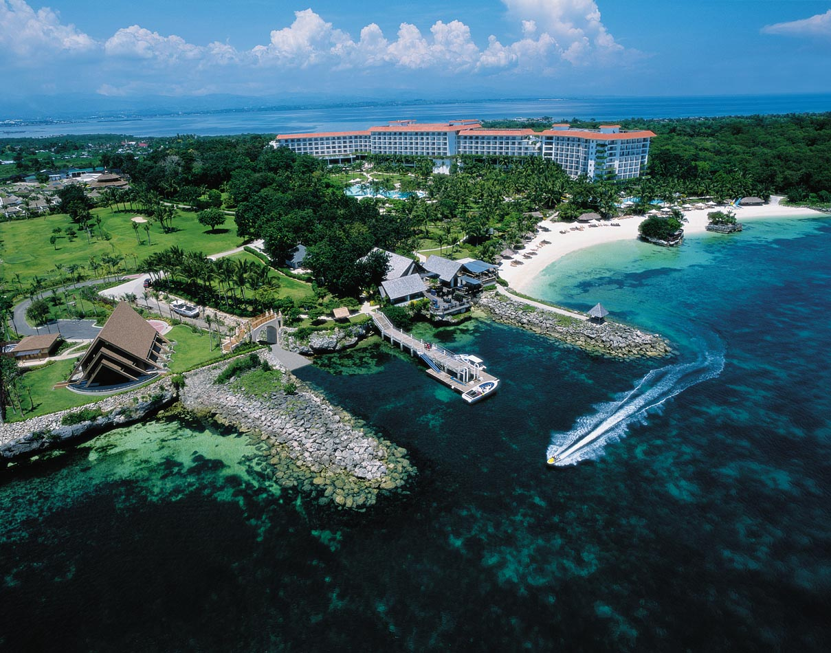 Shangri-La's Mactan Resort & Spa 5*