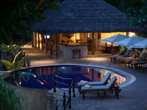 Cerf pool