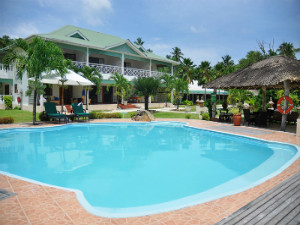 Habitation pool