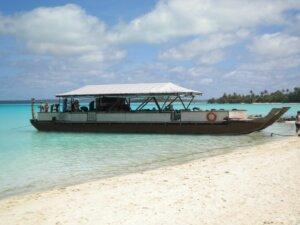 Te Vaka Cruise crociere sulla laguna di Aitutaki Cook Islands