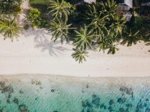 Little-Polynesian-Aerial-View-of-Beach