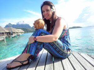 Arianna in Polinesia Francese - Kia Ora Viaggi
