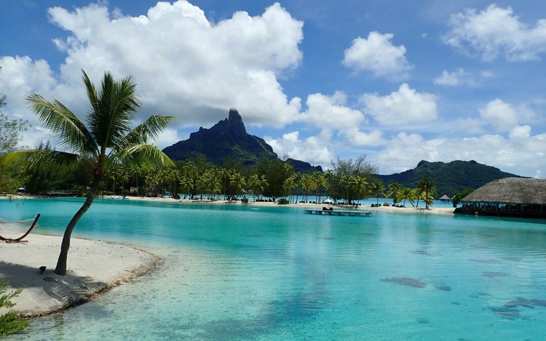 Arianna racconta il suo terzo viaggio in Polinesia