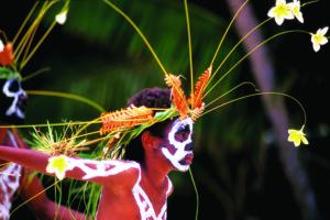 Nuova Caledonia Tipiche danze locali
