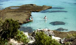 Vivonne Bay Beach, Kangaroo Island_kiaoraviaggi_