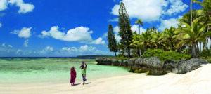 Nuova Caledonia Planche Maré