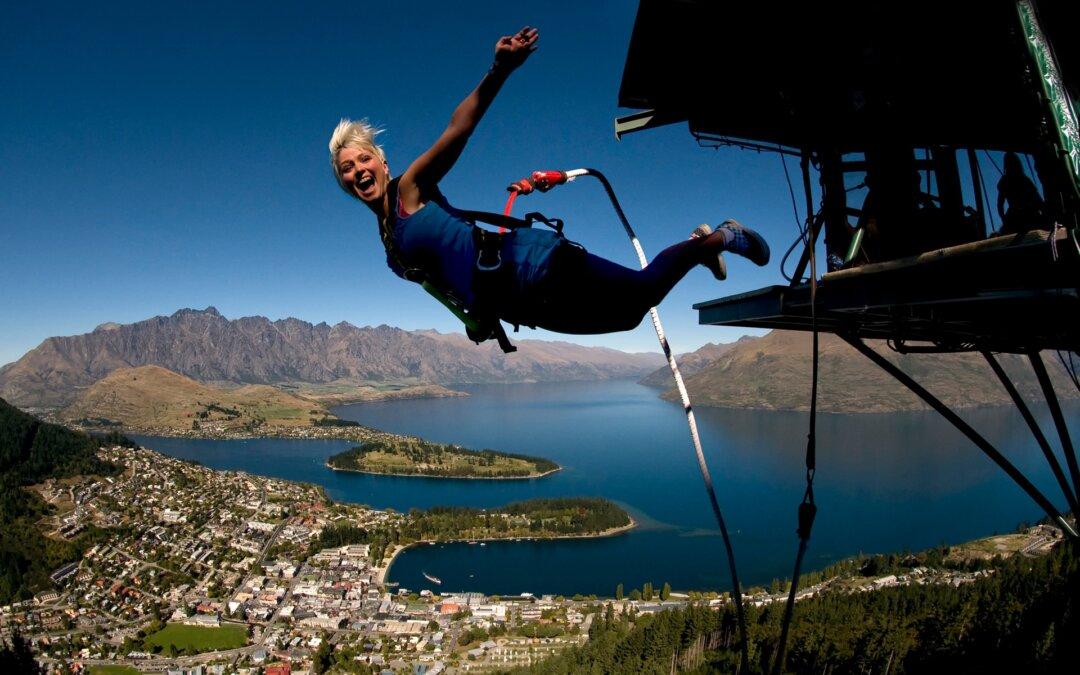 Nuova Zelanda: la Capitale degli Sport Estremi e dell'Avventura