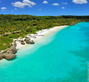 Nuova Caledonia Peng beach Lifou
