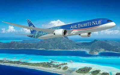 I nuovi Dreamliner di Air Tahiti Nui, storia, caratteristiche, curiosità