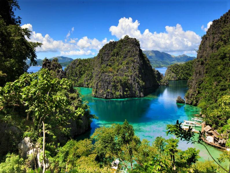 Palawan - Kayangan Lake_