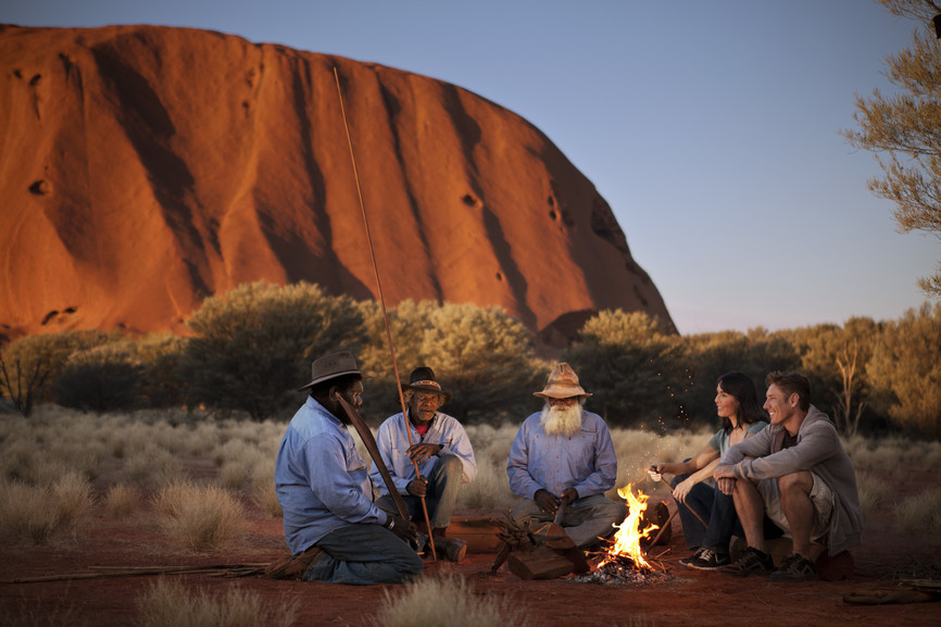 Cultura Aborigena, Australia