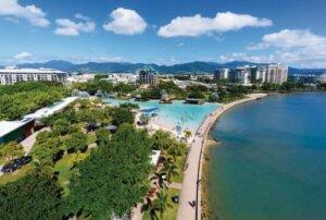 Australia Cairns Waterfront