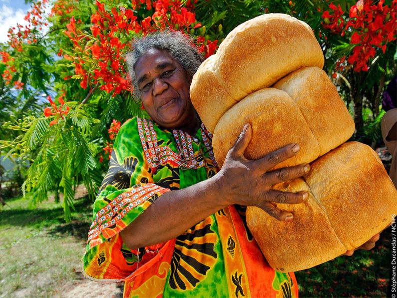 Nuova Caledonia Popolazione