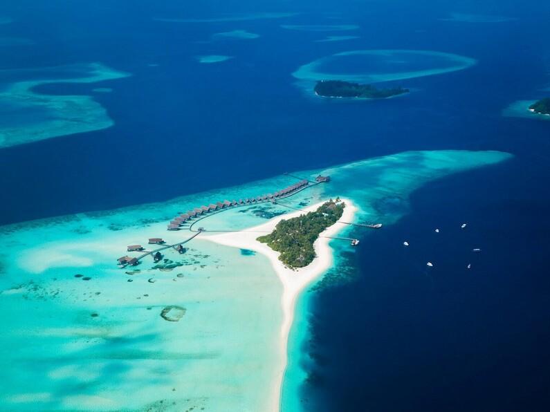 Isole e Atolli Maldive