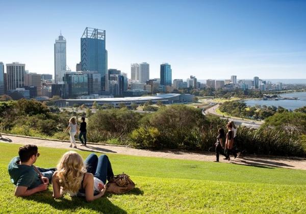 Perth Kings Park Australia