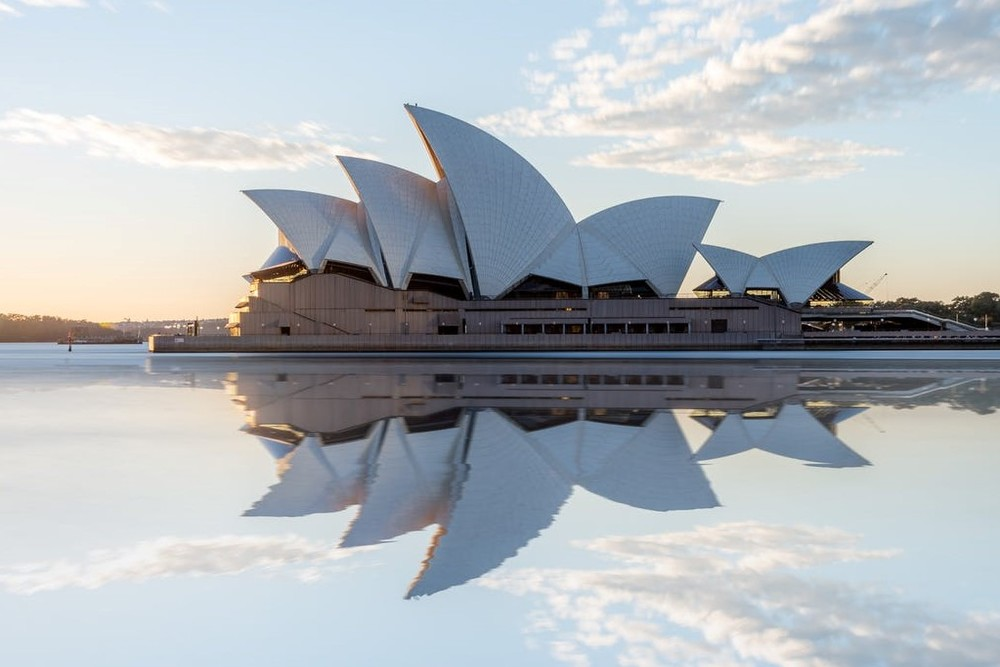 Classic Australia, itinerari Australia