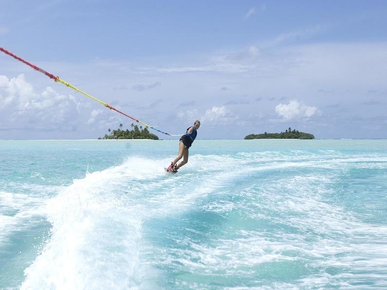 Sport acquatici, Maldive