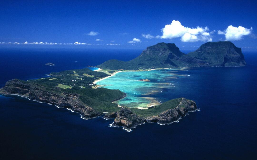 Australia: alla scoperta dell'isola di Lord Howe