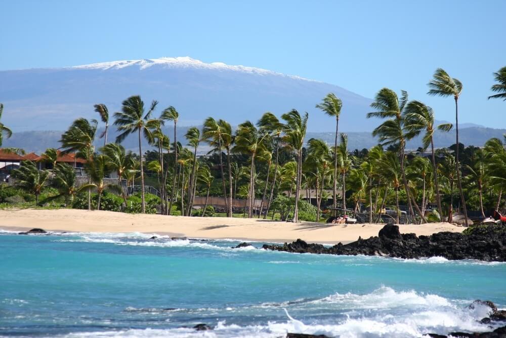 Hawaii Bis Island Maunakea