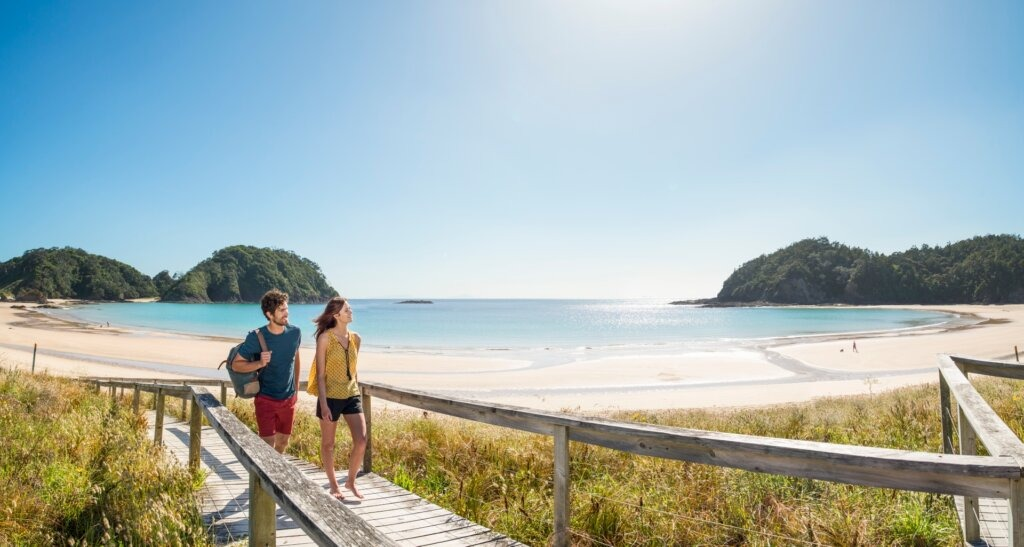 Nuova Zelanda Matapouri Northland Alistair Guthrie