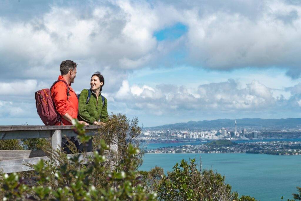 Nuova Zelanda Auckland Rangitoto