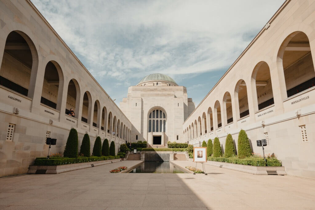 Australia Canberra War Memorial ACT