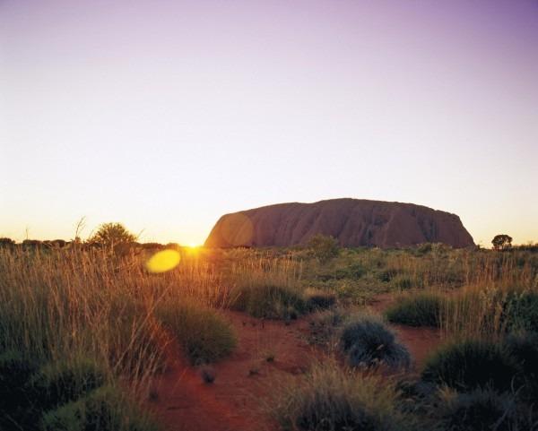 Australia Ayers Rock Northern Territory Uluru